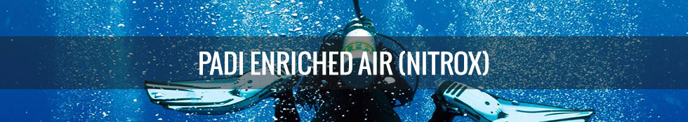 PADI Enriched Air (Nitrox)