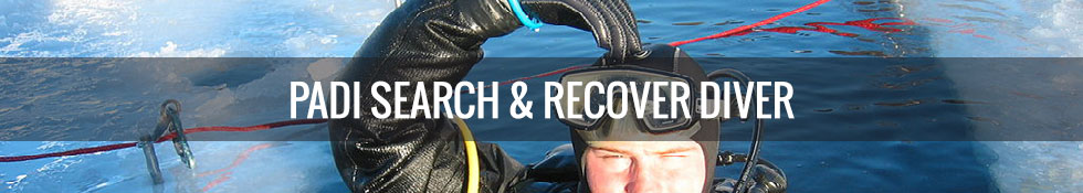 PADI Search and Rescue